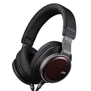 JVC HA-SW02 耳罩式耳機立體聲 木質振膜WOOD02