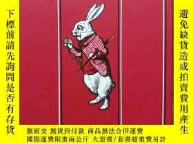 二手書博民逛書店英文原版罕見Alice s Adventures in Wonderland The Little Folks