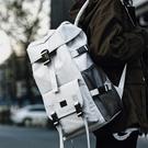 書包男時尚潮流韓版百搭高中大學生女超火背包男雙肩包大容量超大 3C優購