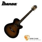 日本名牌 Ibanez AEG40II 可插電 單板 切角 民謠吉他【AEG-40II/電木吉他】
