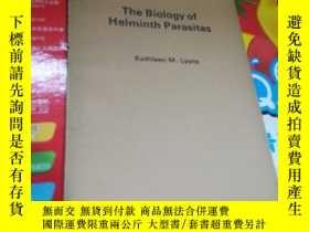 二手書博民逛書店蟈蟲寄生物的生物學罕見英文版Y159394 實圖 現貨 當天發貨