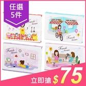 【任選5件$75】韓國 Bogyung 面紙(60抽) 圖案隨機出貨【小三美日】衛生紙