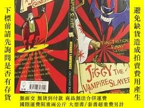 二手書博民逛書店jiggy罕見the vampire slayer:吸血鬼殺手吉吉Y200392