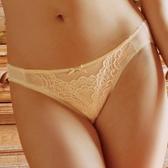 EASY SHOP-水漾魔塑弧蝶2.0 低腰三角褲(杏膚色)