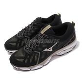 Mizuno 慢跑鞋 Wave Ultima 11 黑 金 基礎入門款 運動鞋 男鞋【PUMP306】 J1GC1966-01