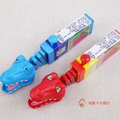 台灣零食鱷魚鉗(附糖果)18g_12入/盒【0216零食團購】4893139824205-B
