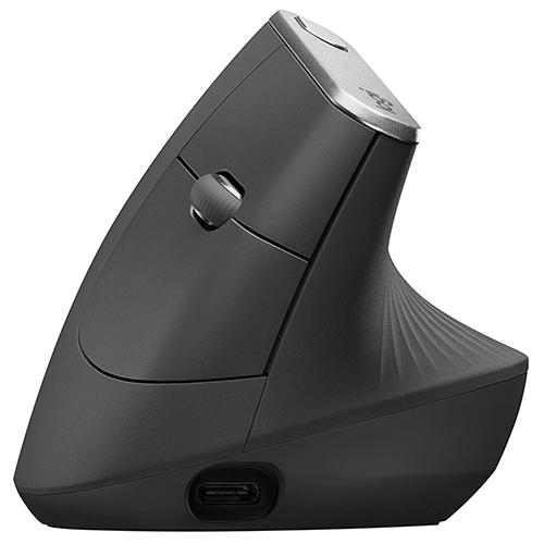 Logitech 羅技 MX Vertical 藍牙 無線三模 垂直滑鼠