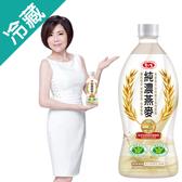 純濃燕麥-天然原味(無糖)880ML*12【愛買冷藏】