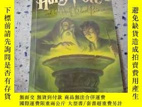 二手書博民逛書店Harry罕見potter and the Haif blood