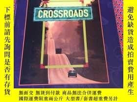 二手書博民逛書店Crossroads罕見10 英文原版精裝 Crossroads