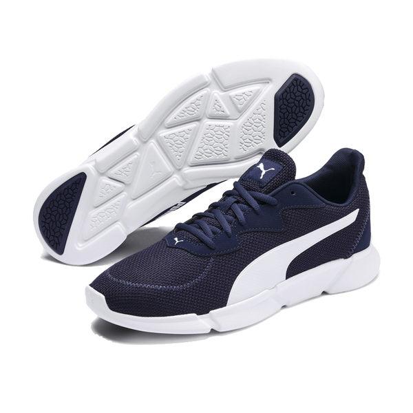 Puma Interflex 男 深藍 跑鞋 運動鞋 休閒鞋 緩衝 舒適 運動 健身 休閒鞋 19256703