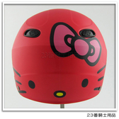 【EVO CA-110 安全帽 雪帽 HELLO KITTY 圓臉 消光深粉】正版授權、送鏡片