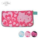 多功能收納方巾-三麗鷗Hello Kitty(長形)-粉色