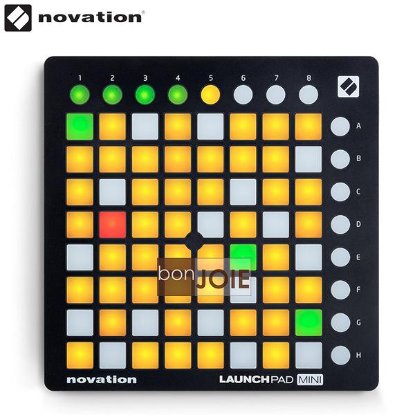 ::bonJOIE:: 美國進口 最新版 MK2 版 Novation Launchpad Mini MKII MIDI 控制器 USB Grid Controller for Ableton Live