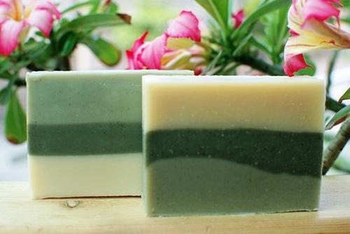 【現貨】茉莉翠綠乳皂