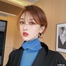 耳環 韓國氣質高級大氣2021圈圈耳環女2021年新款潮高級感耳飾耳圈耳釘 智慧e家 新品