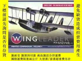 二手書博民逛書店Wing罕見Leader Magazine Volume 4 (damaged)-翼領袖雜誌第4卷(損壞)Y4