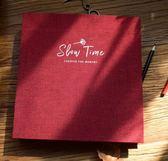相冊文藝手工黏貼式紀念冊創意情侶可以寫字的影集本 晴天時尚館