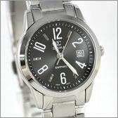 【萬年鐘錶】SIGMA日系 黑時尚女錶 88023L-1