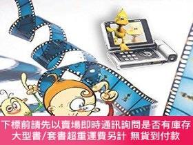 二手書博民逛書店Animating罕見With Flash 8Y255174 Michael, Alex Elsevier S