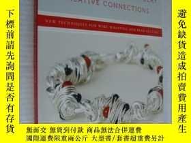 二手書博民逛書店Chain罕見and bead jewelry creative