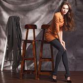 絲襪400D-高密度抗起球發熱保暖彈力內搭褲2色73nu14【時尚巴黎】