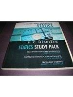 二手書博民逛書店 《Statics Study Pack-Workbook, CD, Website》 R2Y ISBN:0130294357│PeterSchiavone