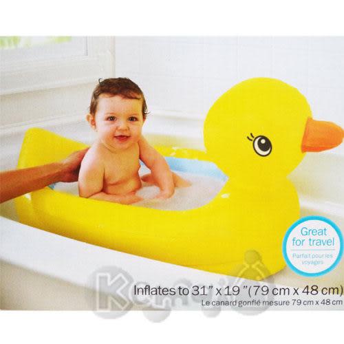 【奇買親子購物網】Munchkin 音樂鴨洗澡池
