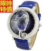 鑽錶-奢華與眾不同流行女腕錶4色5j43【巴黎精品】