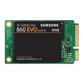 三星 SAMSUNG 860 EVO mSATA 250GB MZ-M6E250BW SSD SATA3 固態硬碟