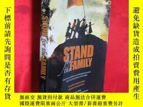 二手書博民逛書店Stand罕見for the Family: Alarming