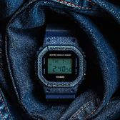 【人文行旅】G-SHOCK   DW-5600DE-2DR 全新丹寧系列錶款