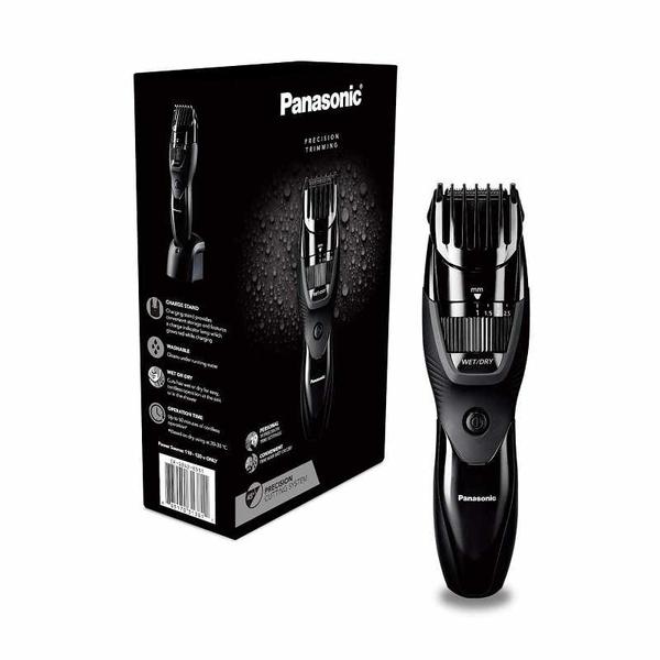 Panasonic 國際牌 電動刮鬍刀 ER-GB42-K 可充電 調節19段長度 Beard Trimmer With Precision Dial [9美國直購]