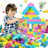 女孩子積木玩具1-2-3-6周歲女寶寶嬰兒木制兒童早教益智男孩玩【跨店滿減】