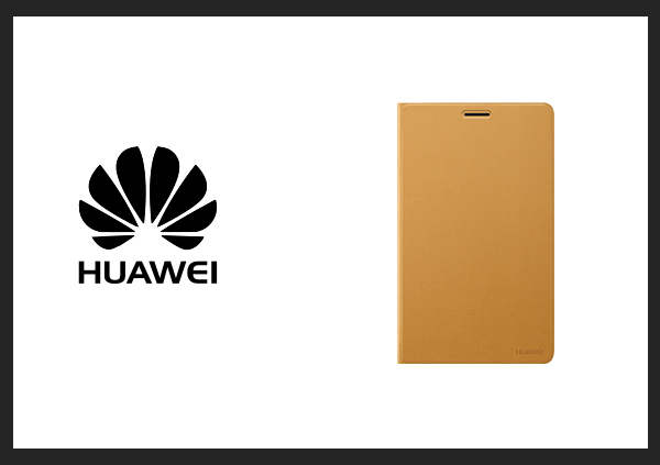 HUAWEI 華為 MediaPad T3 8吋 原廠翻蓋書本式皮套(原廠公司貨-盒裝)