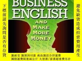 二手書博民逛書店Speak罕見Better Business English And Make More MoneyY3077