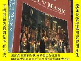 二手書博民逛書店OUT罕見OF MANY A HISTORY OF THE AMERICAN PEOPLE (BRIEF SECO