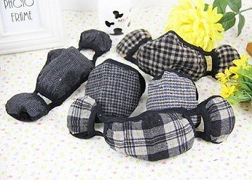 保暖 加厚護耳套 +口罩 二合一 (成人-男款)【現貨+預購  不挑款出貨】