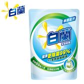白蘭 茶樹除菌洗衣精補充包 1.6kgx12入