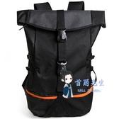 籃球包 雙肩包男大容量潮學生書包籃球桶包旅行健身運動背包多功能訓練包