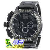 [104美國直購] Marc Ecko Men s E25061G1 The Ironside Chronograph Movement Watch
