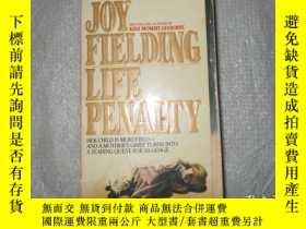 二手書博民逛書店LIFE罕見PENALTY JOY FIELDINGY17150