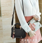 包包女新款潮韓版百搭手提包女士小包時尚簡約單肩側背包 科炫數位