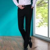 西褲男修身型黑色西裝褲寬鬆小腳正褲裝商務休閒西服褲子夏季薄款 新年慶