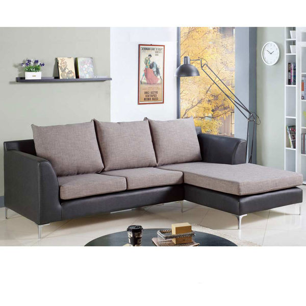 摩根L 型雙色沙發—左L﹝18JF/178-4﹞/ H&D東稻家居