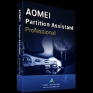 AOMEI Partition Assistant Professional 硬碟分割區管理工具 2PC