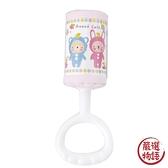 【日本製】【anano cafe】日本製 嬰幼兒啟蒙玩具 寶寶鈴 粉紅色 SD-2958 - 日本製