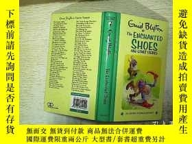 二手書博民逛書店The罕見Enchanted Shoes 32開本Y180897