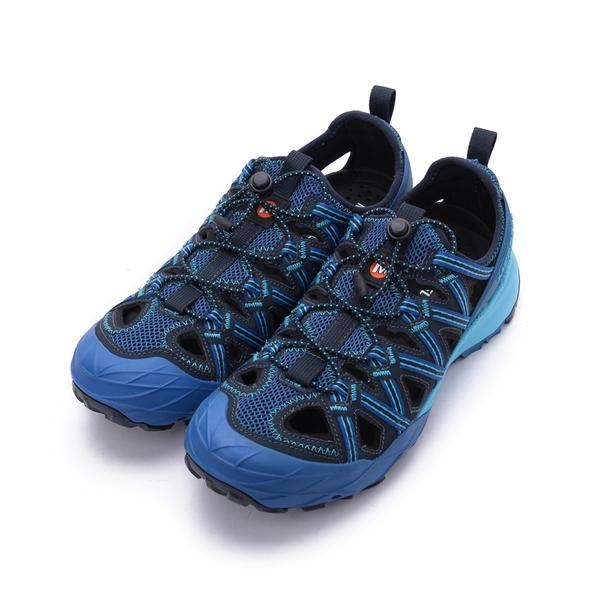 MERRELL CHOPROCK SHANDAL 水陸鞋 寶藍 ML99855 男鞋 越野│健行│郊山│多功能│戶外
