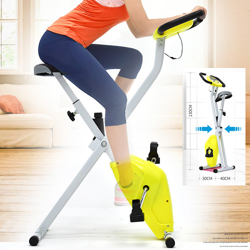 X折疊健身車.室內腳踏車.摺疊美腿機.單車-BIKE自行車訓練機台.運動健身器材.推薦哪裡買專賣店ptt